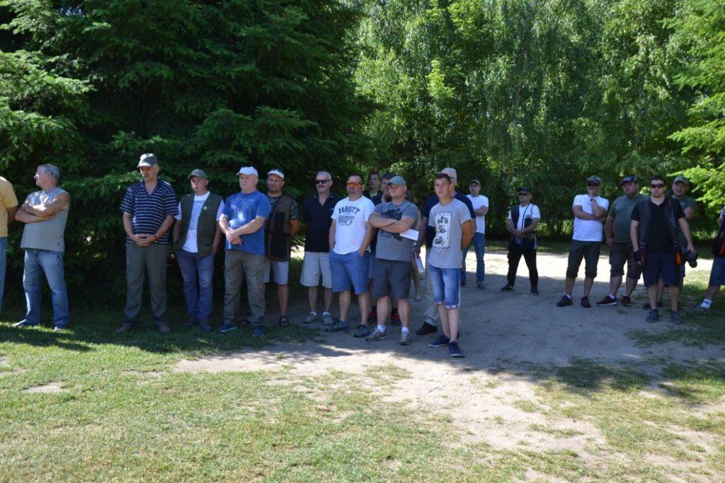 09-06-2018 Okręgowe Zawody w strzelaniach myśliwskich.
